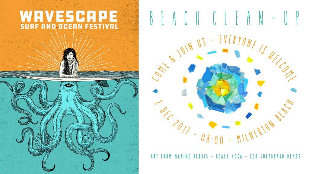 beach co op beach clean up wavescape surf ocean festival