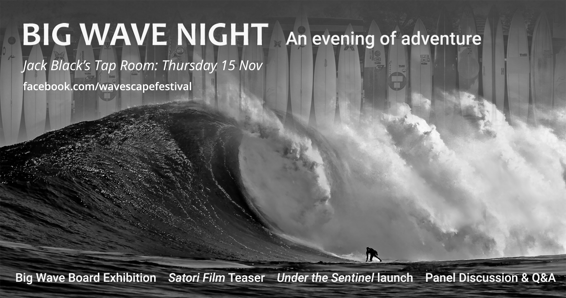 Big Wave Night
